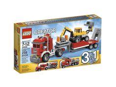 LEGO Creator Construction Hauler 31005 Boys Girls 7-12 6024492 2013 Robot NEW #LEGO