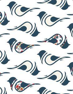print & pattern | Suzanne Lefebvre