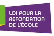 La loi d'orientation et de programmation pour la refondation de l'École de la République définitivement adoptée par le Parlement