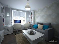 Квартира по ул. Коштоянца (Москва). Гостиная