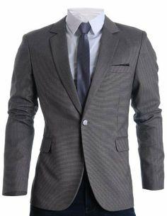 FLATSEVEN Herren Slim Fit Micro Check Premium Blazer Sakko (BJ203) FLATSEVEN, http://www.amazon.de/dp/B0099U60Q0/ref=cm_sw_r_pi_dp_0.TNtb1M7BQBR