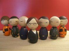 bsg kokeshi dolls