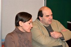 Fullajtár Andrea és Gajdó Tamás, színháztörténész