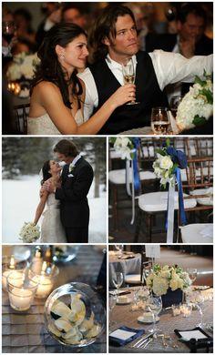 Actor Jared Padalecki S Snowy Idaho Wedding