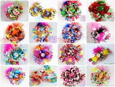 DIY Hair bows (So you want to make a bow?) Part 1 : Supplies needed and where to purchase them :) Making Hair Bows, Diy Hair Bows, Diy Bow, Diy Ribbon, Bow Hair Clips, Ribbon Crafts, Ribbon Bows, Bow Making, Ribbons