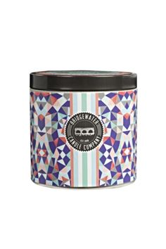 This bright open road tin candle will make a statement in any room. It is part of the light a candle feed a child campaign! Open Road Candle  by Bridgewater Candle Company. Home & Gifts - Home Decor - Candles & Scents Ottawa Canada