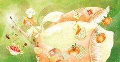 Fairy cooker by ~cathydelanssay on deviantART