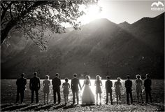 Convict Lake Wedding, ceremony site #2, by Minaret photography