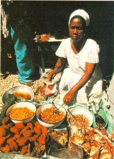 Acarajé - Minha adotada Bahia
