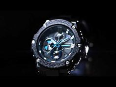 This watch is equipped with Bluetooth® that lets it connect with a smartphone via the G-SHOCK Connected app, and receive time information from an internet ti. Pioneer Decks, Internet Time, G Shock, Watches Online, Digital Watch, Casio, Steel, Shop, Accessories