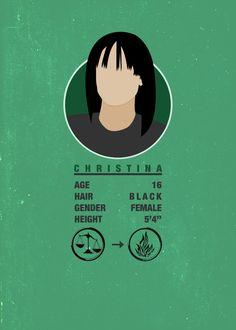 Christina Character Profile