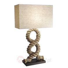 Lampa stołowa VICTORIA z kanciastym kloszem 8553026