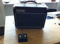 Laney VC-15 amp. Good 15 watt tube amp.