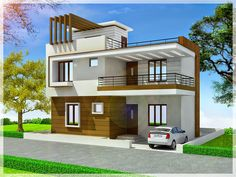 Duplex+House+Plans+at+Gharplanner-3.jpg (1200×900)