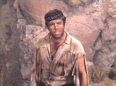 Adam's disheveled appearance in The Crucible (Bonanza)