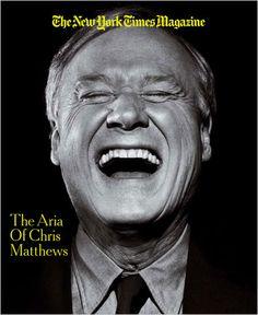 Magazine Cover - The New York Times Magazine - 4.13.2008 - Chris Matthews