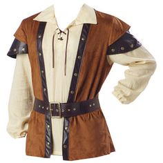 medieval clothing men tunic - Google Search Uber-fanicify this to make it Ashley's royal clothing.  Make sense at all?  I like the idea, for him.
