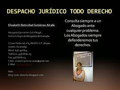 TODO-DERECHO DESPACHO JURÍDICO: 50 EUROS PRECIO CONSULTA JURÍDICA EN DESPACHO JURÍ...