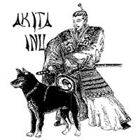 Akita inu & Samurai   the Original Homeland Security