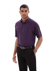Promotional Products Ideas That Work: NEW BARCODE MEN'S PERFORMANCE STRETCH POLO. Get yours at www.luscangroup.com