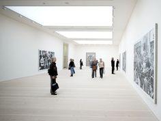 Saatchi Gallery / lighting Design