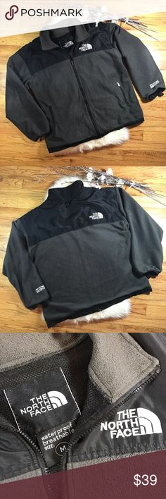 The North Face Gore Hybrid Jacket! Sz M The North Face Gore Hybrid Jacket! Sz M •GUC •Gore-tex •Minor flaw it's missing the zipper pull on one pocket (see pic 7) The North Face Jackets & Coats Performance Jackets