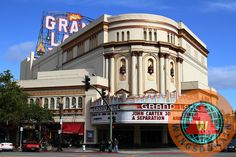 Buy The Old Grand Lake Theatre in Oakland California by Wingsdomain Art and Photography fine art prints on museum quality photo paper, metal, or canvas. wingsdomain,theater,theaters,old theater,old theaters,theatre,theatres,movie,movies,movie house,movie houses,old movie house,old movie houses,vintage theater,vintage theaters,grand lake theatre,grand lake theater,chevron,chevrons,art nouveau,oakland,california,ca,architecture,old architecture,vintage architecture,theater architecture,old…