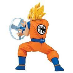 Dragon Ball Super Final Attack Figure Super Saiyan Goku