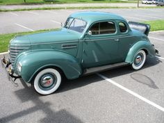 1939 Plymouth P8 Deluxe Coupe Maintenance/restoration of old/vintage vehicles: the material for new cogs/casters/gears/pads could be cast polyamide which I (Cast polyamide) can produce. My contact: tatjana.alic@windowslive.com