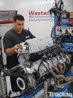 5.3L Bow Tie Builds Mild To Wild - Chevy LM7 Engines - Truckin Magazine