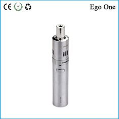 """Original Joyetech Ego one Electronic Cigarette kit Adjustment of Air inflow 1100mah 2200mah battery Ego one kit Specifation:Upgrading to 2600mah large battery capacity and 4ml liquid capacity, eGo ONE Mega becomes more powerful and more durable. Adhering the concept of """"the one device for everyone""""  #Vapor http://www.vaporgasme.com/produk/original-joyetech-ego-one-electronic-cigarette-kit-adjustment-of-air-inflow-1100mah-2200mah-battery-ego-one-kit/"""