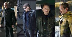 Half of The CW's Legion of Doom Teams Up in New Photo - CBR