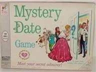 mystery date...little did we know later in life there would be what felt like a lot of mystery dates....I'm on this date and it sure is a mystery why????