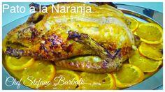 http://www.chefstefanobarbato.com/es/?s=Pato+a+la+naranja #Patoalanaranja #pato #naranja cocina #comida #chef