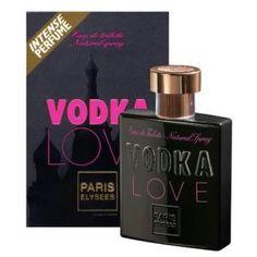 Vodka Love - Paris Elysées - Perfume Feminino 100ml