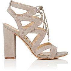 Sam Edelman Women's Yardley Suede Sandals