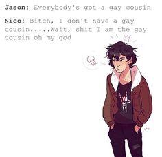 Lol Nico! (Also Nico's shirt ;) )