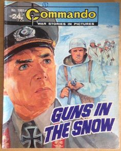 Commando Comic Picture Library #1991 War Action Adventure 2