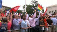 G1 - Suprema Corte dos EUA aprova o casamento gay em todo o país - notícias em Mundo