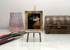 Orazio Gentileschi's The Lute Player c.1612/1620 by Cindy Lotter