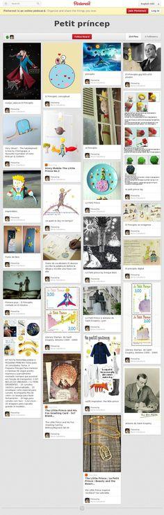 Col·lecció de materials per treballar EL PETIT PRÍNCEP, feta per Núria Caballeria 'http://www.pinterest.com/crpsabadell/petit-pr%C3%ADncep/' courtesy of @Pinstamatic (http://pinstamatic.com)