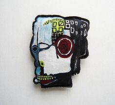 Jean Michel Basquiat  regalo di Natale arte decorazione parete
