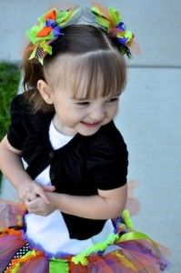 Super cute Mini Bowdabra bows with tulle