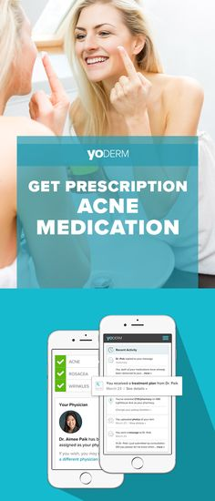 Discover convenient, affordable and effective skin treatment with YoDerm—the easiest way to get prescription acne medication from a dermatologist.  There's no subscriptions, no hidden charges and a consultation costs just $59. Sign up today at YoDerm.com.