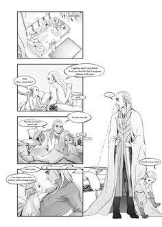 Tales of Mirkwood - My bed (6) in Tumblr
