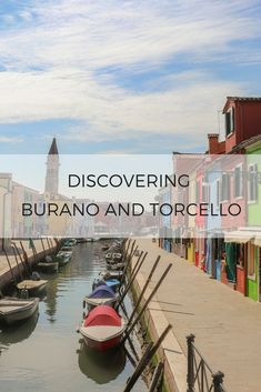 Discover Burano and Torcello, two gems in the Venetian lagoon. Burano with its colorful houses, and Torcello with its stunning mosaics are two must-visit islands when you explore Venice. Europe Travel Tips, Travel Guides, Places To Travel, Venice Travel, Italy Travel, Amazing Destinations, Travel Destinations, Luxury Travel, Adventure Travel
