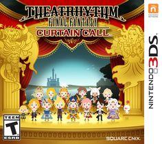 Final Fantasy - Theaterrhythm Curtain Call