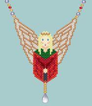 Angel Necklace Pattern