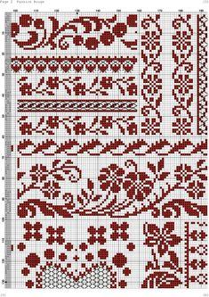 Gallery.ru / Фото #5 - 000 N - kento 123 Cross Stitch, Cross Stitch Sampler Patterns, Cross Stitch Fruit, Beaded Cross Stitch, Cross Stitch Borders, Cross Stitch Charts, Cross Stitch Designs, Cross Stitching, Cross Stitch Embroidery
