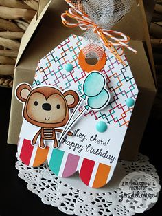 COUNTDOWN TO CONFETTI: PARTY HATS and MONKEY BUSINESS | Reverse Confetti, LLC